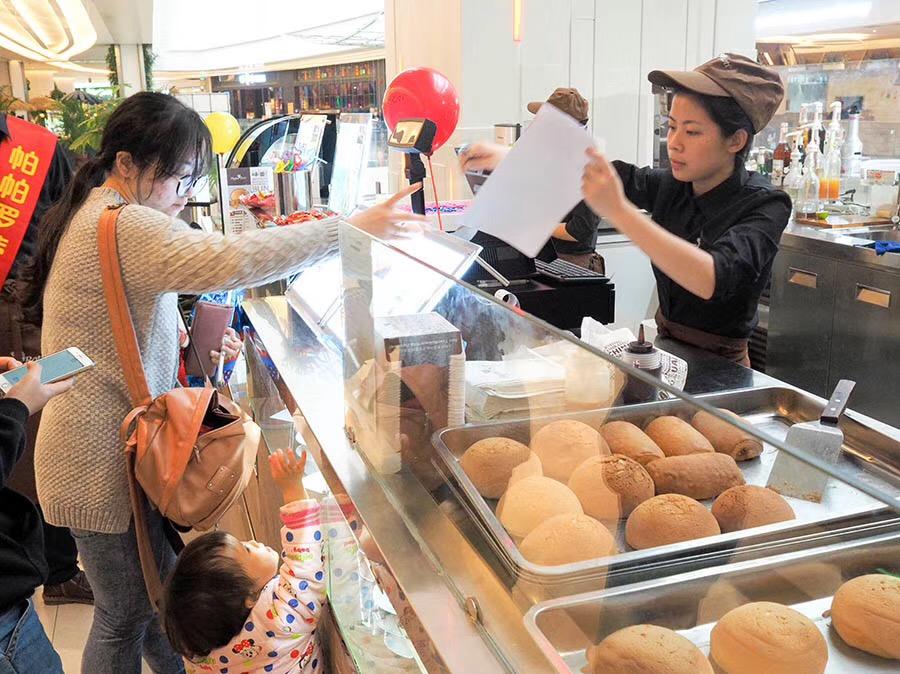帕帕罗蒂面包店加盟就是加盟行业未来的发展趋势