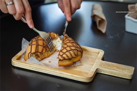 靠面包每天引来客流1000人,他是如何做到的?